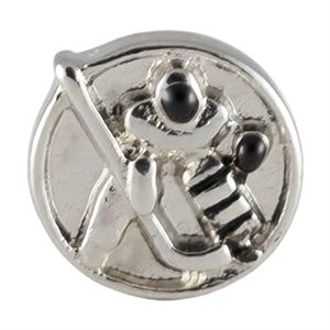 Picture of Hockey Goalie Charm